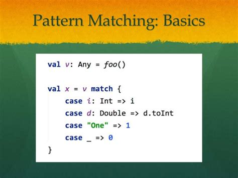 pattern matching tuples ocaml scala for c developers