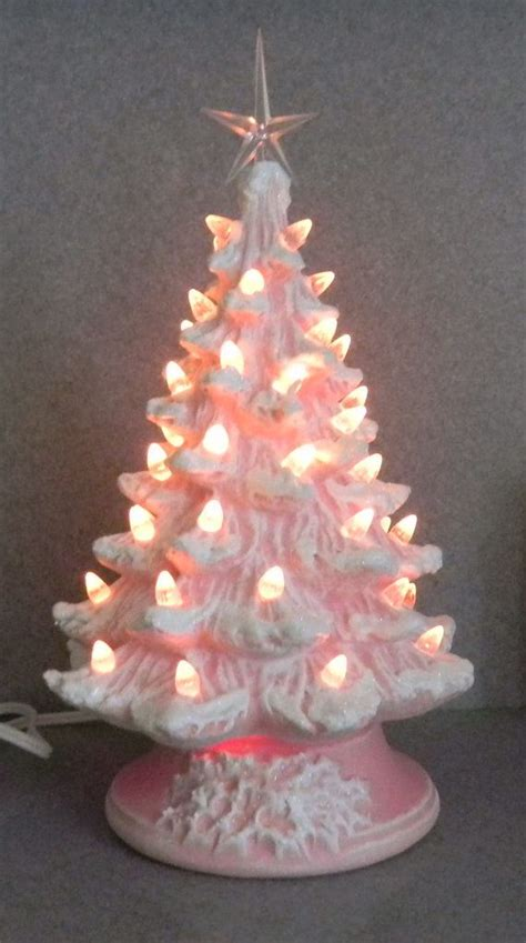 25 best ideas about ceramic christmas trees on pinterest