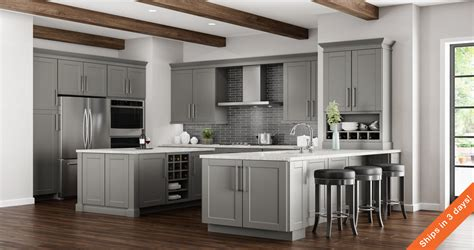home depot enhance kitchen cabinets for shaker base cabinets in dove gray kitchen the home depot