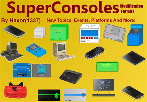 game dev tycoon mod list superconsoles mod at game dev tycoon nexus mods and