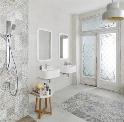 badezimmerboden fliese design ideen badezimmer fliesen ornamente nfcbkk