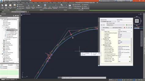 autocad tutorial offset command autocad civil 3d offset alignment tutorial civil 3d