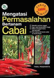 Agribisnis Cabai Hibrida buku agribisnis cabai hibrida penebar swadaya