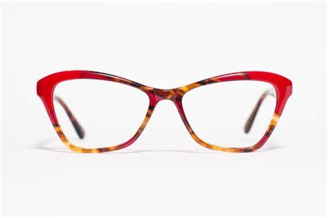 Color Block Glasses copacabana bright color block glasses by jonathan cate