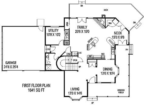 farm office floor plans farm style home plan 7937ld 1st floor master suite