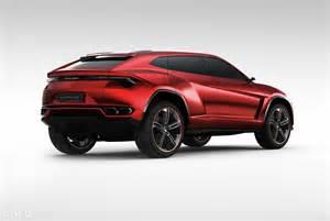 Lamborghini 2015 Cars Sports Cars 2015 Lamborghini Urus 2015 Suv