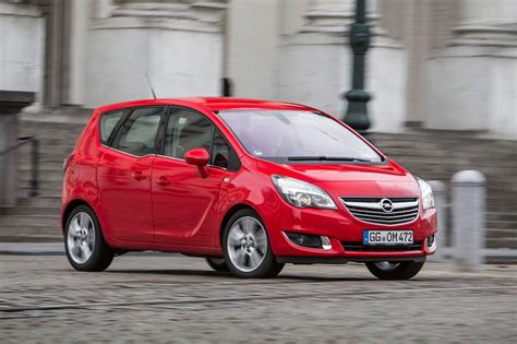opel meriva 2014 2014 opel meriva b pictures information and specs