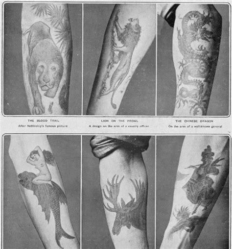 tattoo making history tom riley tattoo artist