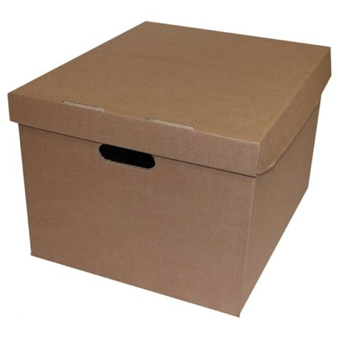 Storage Box With Lid large archive storage boxes with lids cardboard boxes