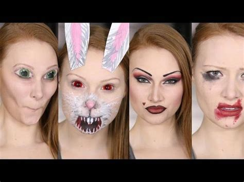 zombie bunny tutorial 32 best images about halloween makeup on pinterest