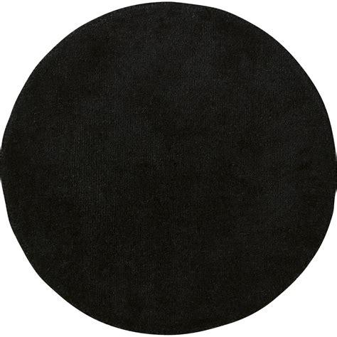 Formidable Tapis De Sol Pour Jardin #4: tapis-noir-rond-noir-diam-700-mm.jpg