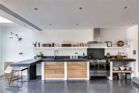 cucina moderna in muratura cucina in muratura 70 idee per cucine moderne rustiche