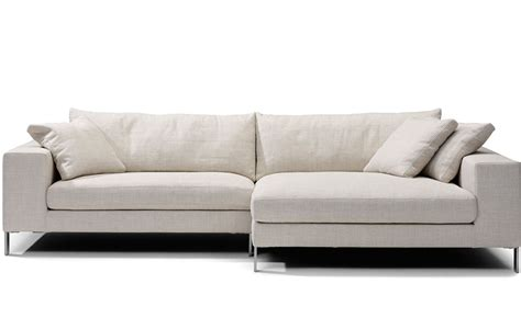 Small Leather Sectional Sofas Plaza Small Sectional Sofa Hivemodern