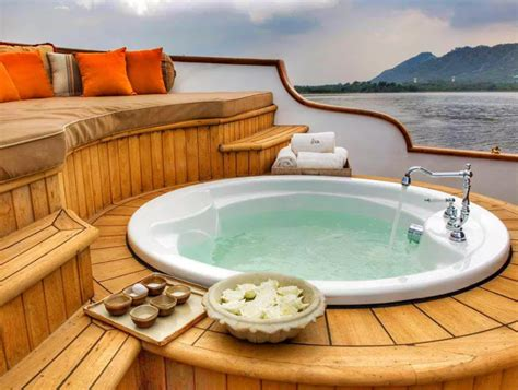 A Place Floatation Spa Jiva Spa Boat Udaipur Rajasthan Itinerary Experience Activities To Do Price How To Book Tripoto