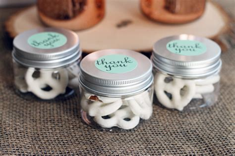 Wedding Favors In Jars by Mini Jars Wedding Favor A Myriad Of Engrossing
