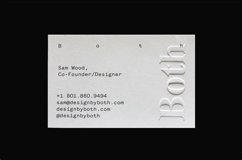 blind embossed business cards 303 best images about business card on logos business card templates and business