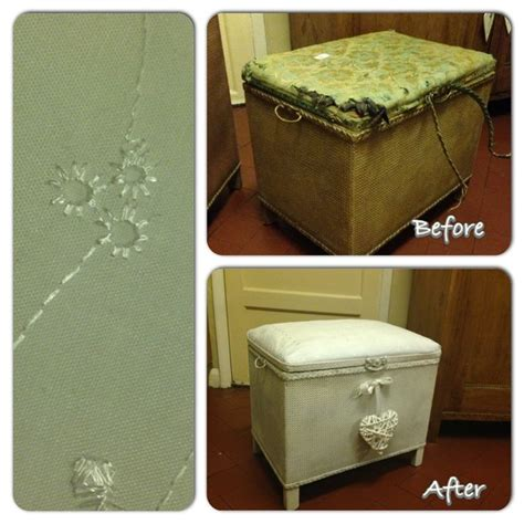 upcycle ottoman upcycled ottoman upcycling pinterest ottomans