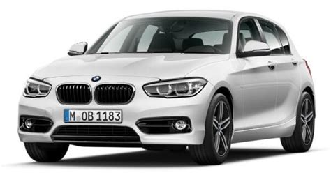 Auto M A D Bmw 1 Series Price In India Images Mileage Features