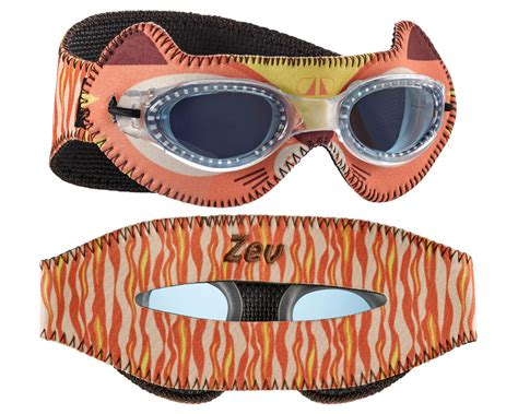 Most Comfortable Swim Goggles by Giggly Goggles Tiger Swim Goggles The Most Comfortable