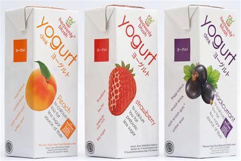 Heavenly Blush Yoguruto Strawberry Dan Wholesome Original 200 Ml 4 Pcs 10 Merk Yogurt Untuk Diet Yang Mudah Didapatkan