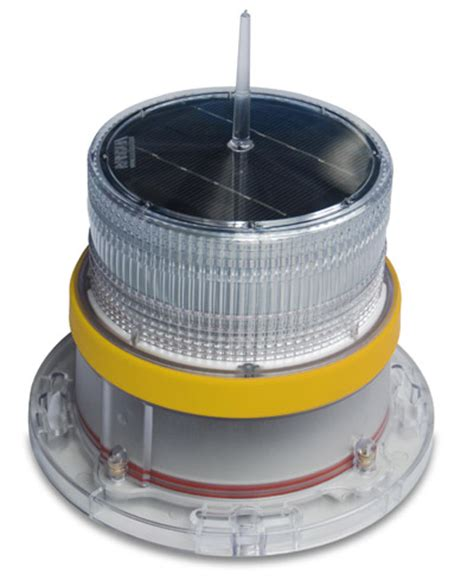 Solar Navigation Lights Solar Marine Navigation Light Yellow