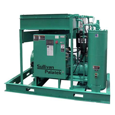 sullivan palatek udgii series rotary screw air compressor