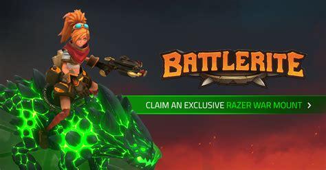 Razerzone Giveaway - giveaway battlerite razer war mount page 3 razer insider forum