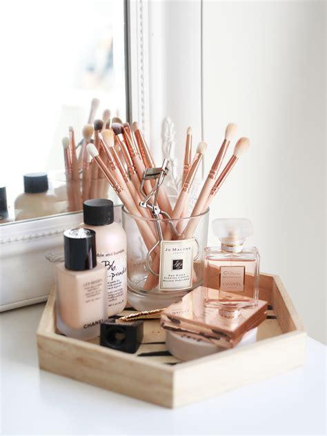 Storage Cosmetic Penyimpanan Cosmetic Meja Hias my makeup collection kate la vie