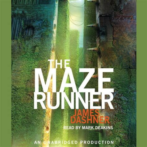 runner s runner s series books the maze runner audiobook by dashner for