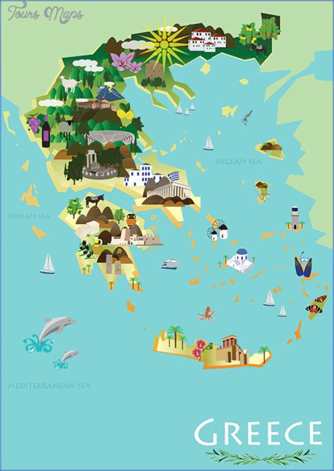 map of tourist attractions 2 greece map tourist attractions toursmaps