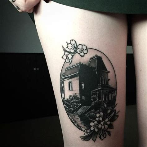 house of ink tattoo 17 best ideas about house on haunted