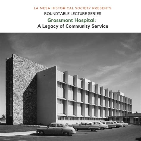 la mesa historical society roundtable lecture series