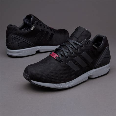 Harga Adidas Zx Flux Black sepatu sneakers adidas originals zx flux gtx black