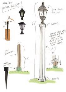 outdoor light post parts landscaping pathways on garden paths brick