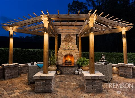 Fireplace Store Jacksonville Fl by Fireplaces Tremron Jacksonville Pavers Retaining Walls