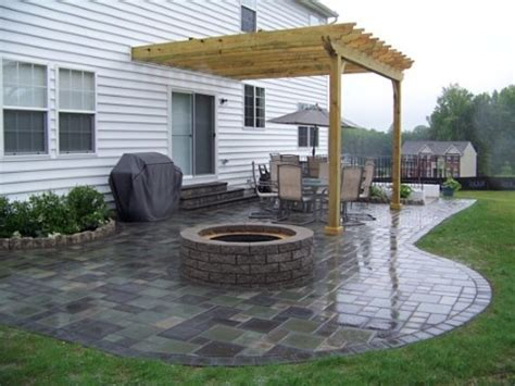 Patio Design Diy Paver Patio Design Ideas All Home Design Ideas Build Chic Paver With Paver Patio Design