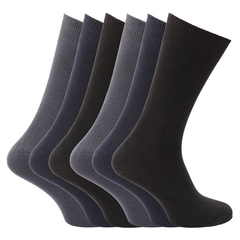 comfortable socks mens comfortable socks with lycra pack of 6 5 colours