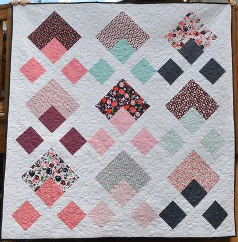 Posie Patchwork - posies quilt favequilts