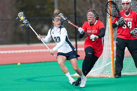 Mba Lacrosse by Lacrosse Completes Third Winning Season Uconn Today