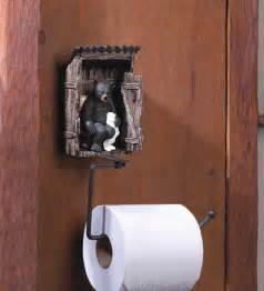 outhouse bathroom set outhouse toilet paper holder bathroom decor 10016198