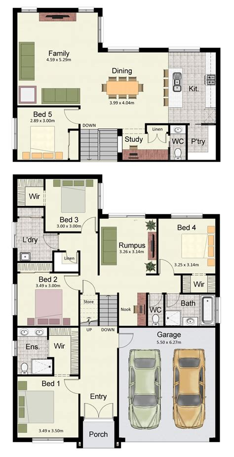 quad level house plans the hillgrove 250 alt is a tri level design perfect for