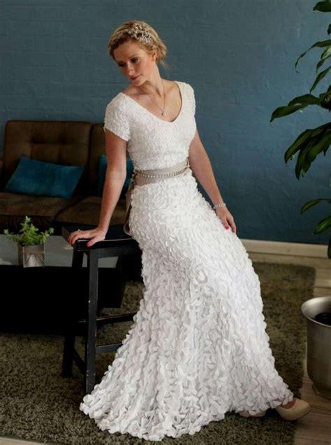 casual wedding dress  older bride  bb fashion