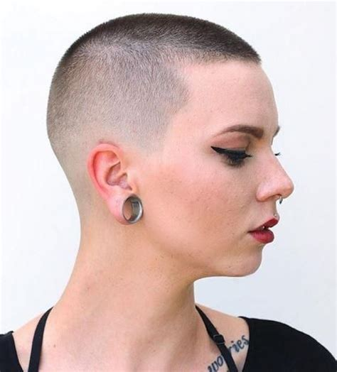 womens crew cut hairstyles 68 best images about barbershop cuts for girls and women