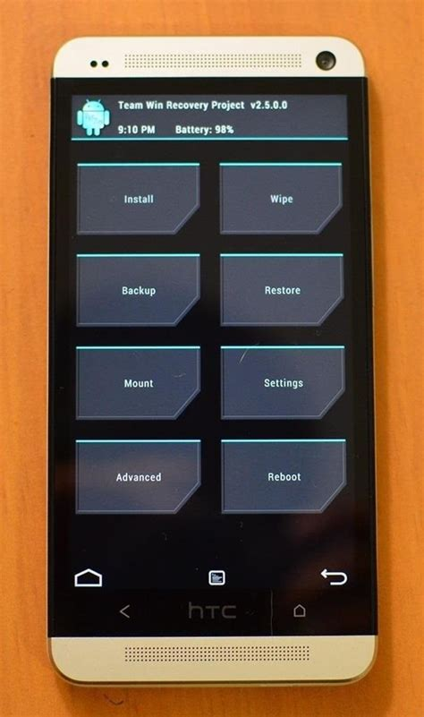 bootloader android how to unlock the bootloader install twrp root the play edition htc one 171 htc one