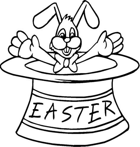 coloring pages easter bonnet how to draw gabo and leo