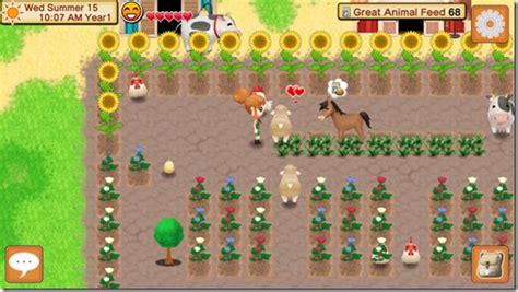 harvest moon seed bagas31 harvest moon seeds of memories gets its latest