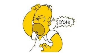 Help Desk Interview Questions Homer Simpson Quotes Doh Quotesgram