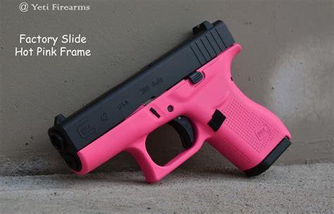 X-Werks Glock 42 .380 | Yeti Firearms
