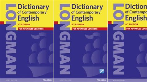 The Contemporary Dictionary Second Edition ldoce6 longman dictionary of contemporary 6th edition on pearson japan k k