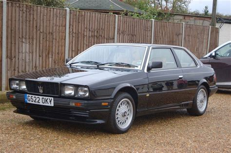 1990 maserati biturbo 1990 maserati biturbo pictures information and specs